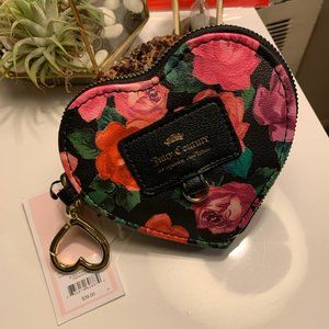 Juicy Couture School Charm coin purse